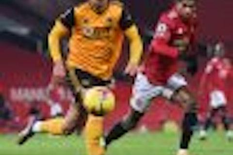 Article image: https://image-service.onefootball.com/resize?fit=max&h=1080&image=https%3A%2F%2Fwww.footballfancast.com%2Fwp-content%2Fuploads%2F2020%2F12%2FWolves-Premier-League-Molineux-Nuno-Santo-Conor-Coady-Ki-Jana-Hoever-Romain-Saiss-Manchester-United-100x100.jpg&q=25&w=1080