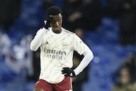 Exclusive: Carlton Palmer views Eddie Nketiah Leeds United return difficult