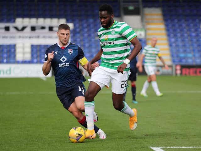 Aston Villa must win race to sign Celtic striker Odsonne Edouard