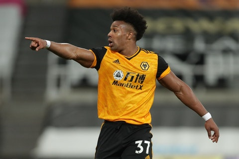 Article image: https://image-service.onefootball.com/crop/face?h=810&image=https%3A%2F%2Fwww.footballfancast.com%2Fwp-content%2Fuploads%2F2021%2F02%2FAdama-Traore-Wolves-Molineux-Nuno-Santo-Premier-League-Newcastle-Spain-Ruben-Neves.jpg&q=25&w=1080