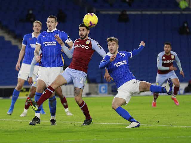 Aston Villa handed major Morgan Sanson injury blow before Man City