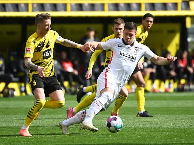 Luka Jovic: Real Madrid to offer striker West Ham targeted for summer sale