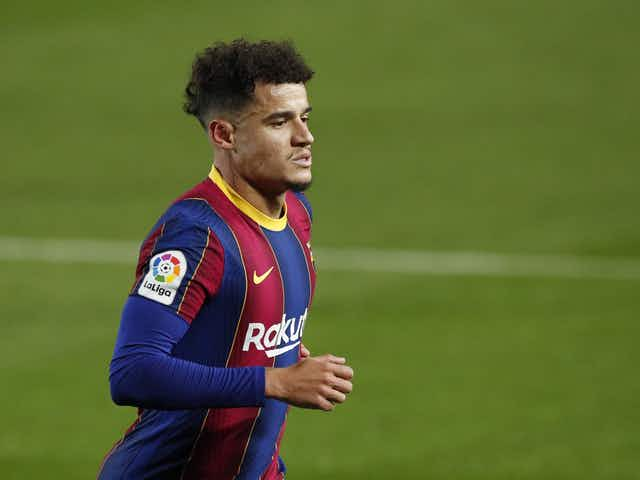 Philippe Coutinho: Everton eye Barcelona flop as James Rodriguez replacement