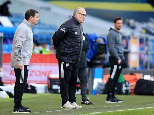 Leeds handed major boost before Man Utd clash
