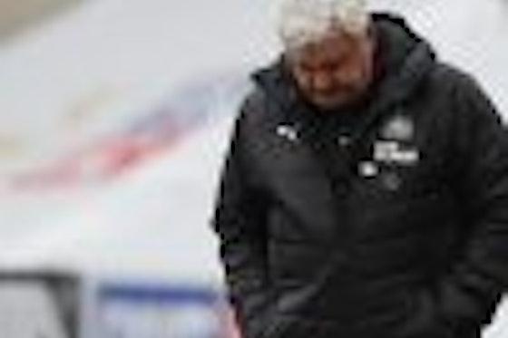 Article image: https://image-service.onefootball.com/resize?fit=max&h=1080&image=https%3A%2F%2Fwww.footballfancast.com%2Fwp-content%2Fuploads%2F2021%2F04%2FNewcastle-United-manager-Steve-Bruce-looks-dejected-v-Tottenham-Hotspur-100x100.jpeg&q=25&w=1080