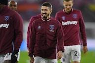 West Ham's Manuel Lanzini suffers injury recurrence ahead of Brighton clash