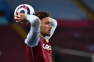 Aston Villa's Matty Cash had a shocker vs Man Utd