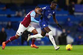 Article image: https://image-service.onefootball.com/crop/face?h=810&image=https%3A%2F%2Fwww.footballfancast.com%2Fwp-content%2Fuploads%2F2021%2F07%2Fchelsea-centreback-kurt-zouma-in-action-against-west-ham-premier-league-e1627654388453.jpg&q=25&w=1080