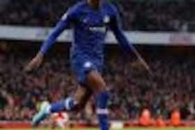 Article image: https://image-service.onefootball.com/resize?fit=max&h=1080&image=https%3A%2F%2Fwww.footballfancast.com%2Fwp-content%2Fuploads%2F2021%2F07%2Fchelsea-striker-tammy-abraham-celebrates-scoring-against-arsenal-in-the-premier-league-e1626250283743-100x100.jpg&q=25&w=1080