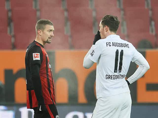 Eintracht Frankfurt – FC Augsburg: Frankfurt will Platz vier verteidigen