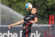 Dejan Joveljic vor Abschied von Eintracht Frankfurt