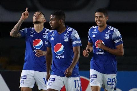 Gol Resumen Y Resultado De Millonarios 1 0 Patriotas Onefootball