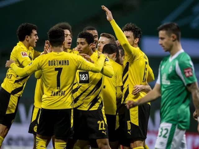 ¿Dónde ver en vivo Borussia Dortmund vs Werder Bremen por la Bundesliga de Alemania?