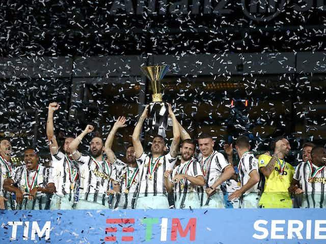 Los 10 clubes más ganadores de la Serie A de Italia