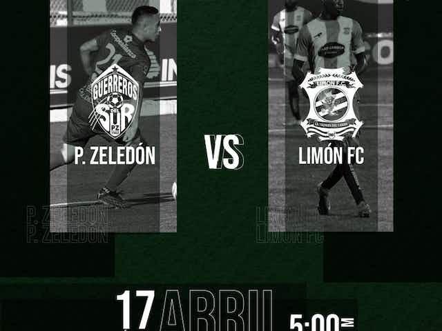 Pérez Zeledón vs Limón en vivo online por la Primera División de Costa Rica