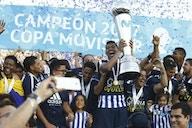 Top-8 de los clubes más ganadores en la historia de la Primera División de Perú