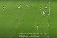 Audio del VAR. Análisis arbitral en la jugada del empate brasilero