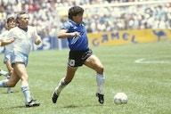 VIDEO: argentinos gritaron el Gol del Siglo de Maradona este 22 de junio a las 4:09