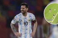 La humildad de Lionel Messi ante fuerte insulto de un hincha colombiano