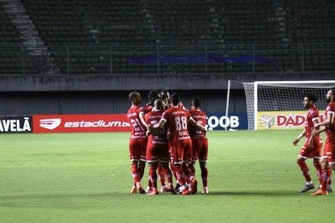 Vila Nova Bate O Jacuipense E Assume Vice Lideranca Onefootball