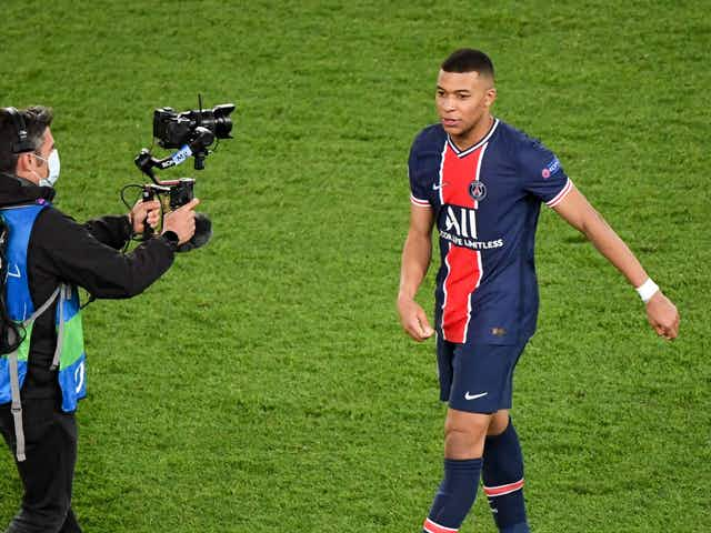 Kylian Mbappé growing warmer to extending his PSG contract