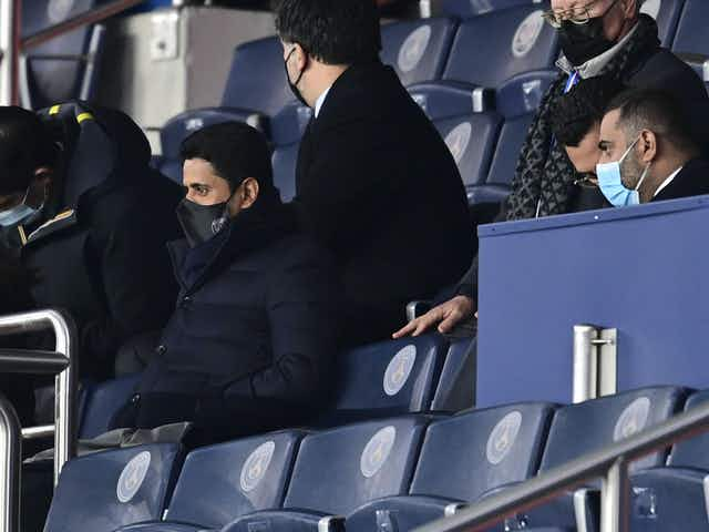 """PSG President Al-Khelaifi on The Super League: """"Motivated by personal interest."""""""