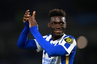 Leicester prioritising Yves Bissouma in the event of Wilfred Ndidi departure