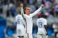 Antoine Griezmann will take the penalties for France