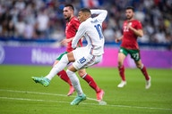 """Kylian Mbappé: """"When I arrive in front of a goalkeeper, I am travelling at 37km/h to 38.5km/h."""""""