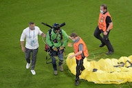 Snipers were poised to take out Greenpeace protester at France vs Germany
