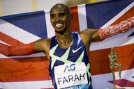 Mo Farah: Benjamin Mendy right to snap back at claims that Africa won the 2018 World Cup