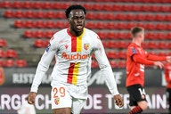 PSG striker Arnaud Kalimuendo has many suitors in France and Italy