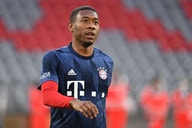 """David Alaba: """"I decided I'd like to do something new & take another step forward."""""""