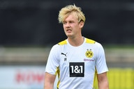 """Julian Brandt: """"I don't think I'll be playing anywhere else this year."""""""