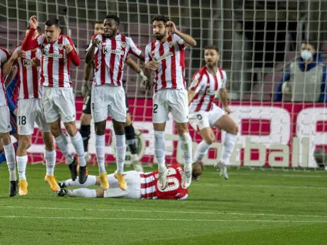 Barcelona y Athletic de Bilbao dirimen al campeón de la Copa del Rey