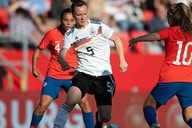 La Roja Femenina enfrentará a Alemania en junio