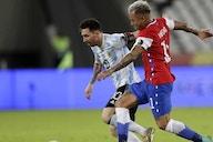 Chile empató con Argentina en un trabajado debut copero
