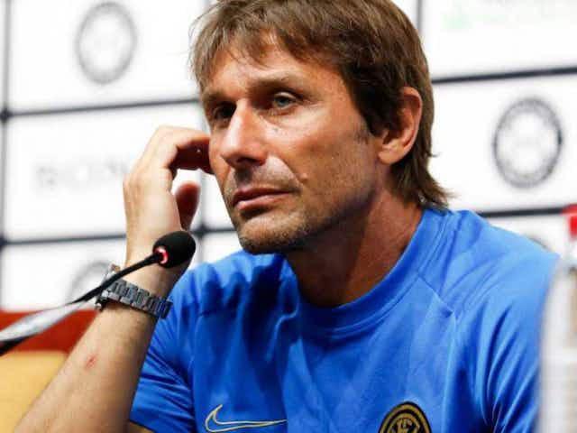 """Inter, Conte in conferenza: """"Niente calcoli per la corsa scudetto. Napoli tra le più forti del campionato"""""""