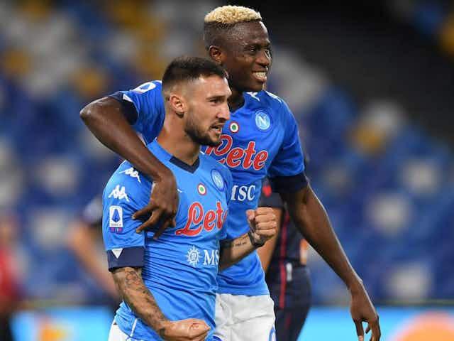 Napoli-Inter, costa caro il giallo a Lozano: spazio all'ex dal dente avvelenato
