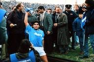 """Anniversario primo Scudetto Napoli, parte di quella squadra a messa per Maradona. Ferlaino: """"Ancora oggi mi commuovo"""""""