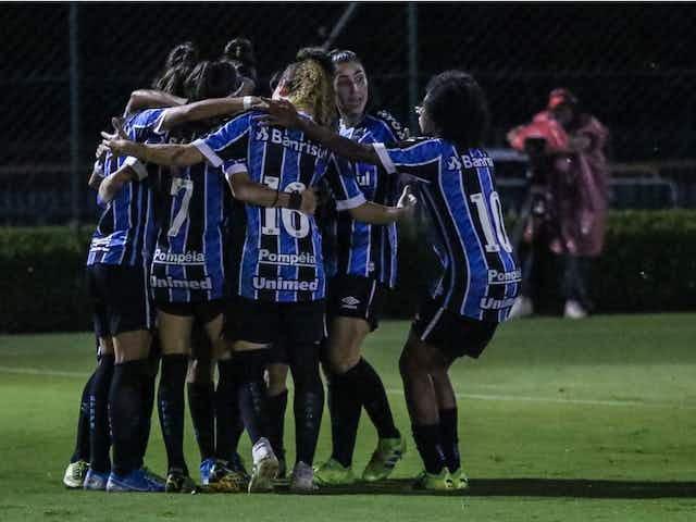 São Paulo e Grêmio empatam na estreia do Campeonato Brasileiro Feminino