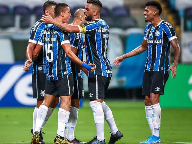 Agenda cheia: entre Gauchão e Libertadores, Grêmio não terá descanso na próxima semana