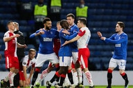 Rangers could face massive Praha grudge match in UCL