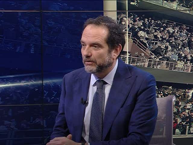 Marani: «Conte ossessionato dalla vittoria. All'Inter ha fatto crescere tutti»