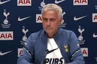 Mourinho: «Ho pianto e pregato per Eriksen. Il calcio unisce le persone»