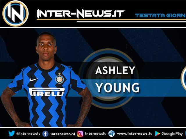 Young: «Mia sfida più grande a 16 anni, ora vincere un trofeo all'Inter