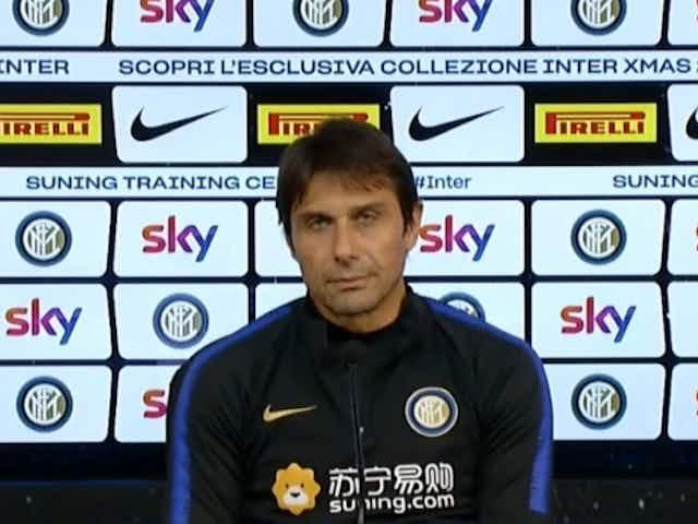 Napoli-Inter: Conte ha la formazione tipo, c'è un solo dubbio