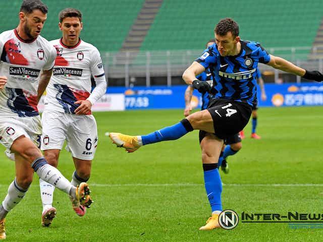 Napoli-Inter: Conte ha un solo dubbio. Perisic scivolato nelle gerarchie?