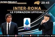 Inter-Roma (Serie A): le formazioni ufficiali! Radu dal 1′, fuori Lautaro Martinez