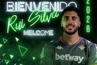 Oficial: Rui Silva, nuevo jugador del Real Betis